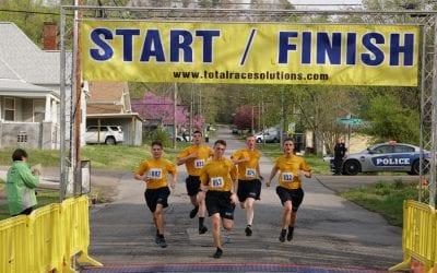 3rd Annual Veterans Heritage Ridge Run