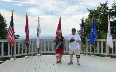 Sharp's Ridge Veteran's Memorial Park 9/11 Ceremony & Day of Service