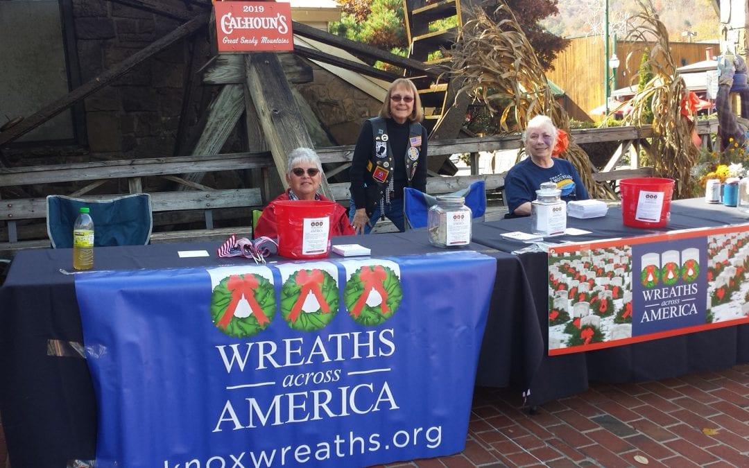 VHSF Wreaths Across America Event