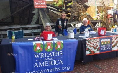 VHSF Wreaths Across America Event