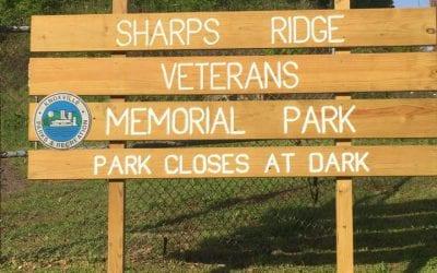 VHSF Adopts Sharps Ridge