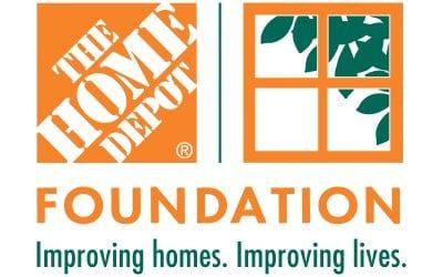 VHSF Receives $25K Home Depot Team Depot Grant!